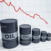 petrole oil down
