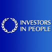 investors in people label logo