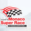 ironfx super race logo