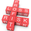 risk reward ratio forex logo