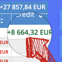 8000€_gains_day_trading_forex_logo